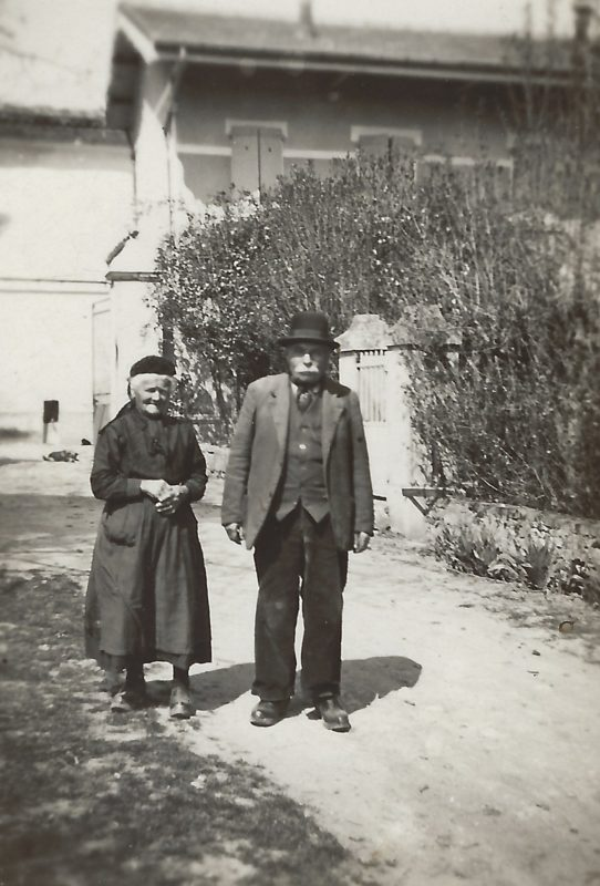 Clos Guérin photo de l'aïeul Guérin