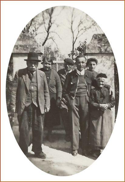 Clos Guérin photo famille Guérin